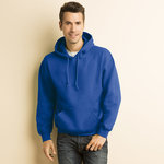 DryBlend™ adult hooded sweatshirt