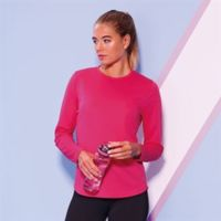 Girlie long sleeve cool T Thumbnail